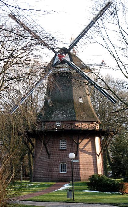 Noch eine letzte Ablenkung. Frauenprogramm fand in Bad Zwischeahn statt.